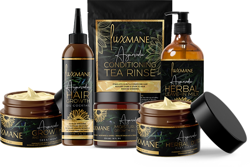 Ayurvedic Hair Growth Collection