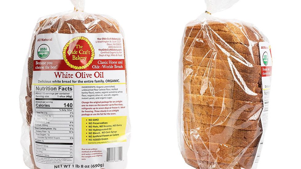 White Olive Oil Bread