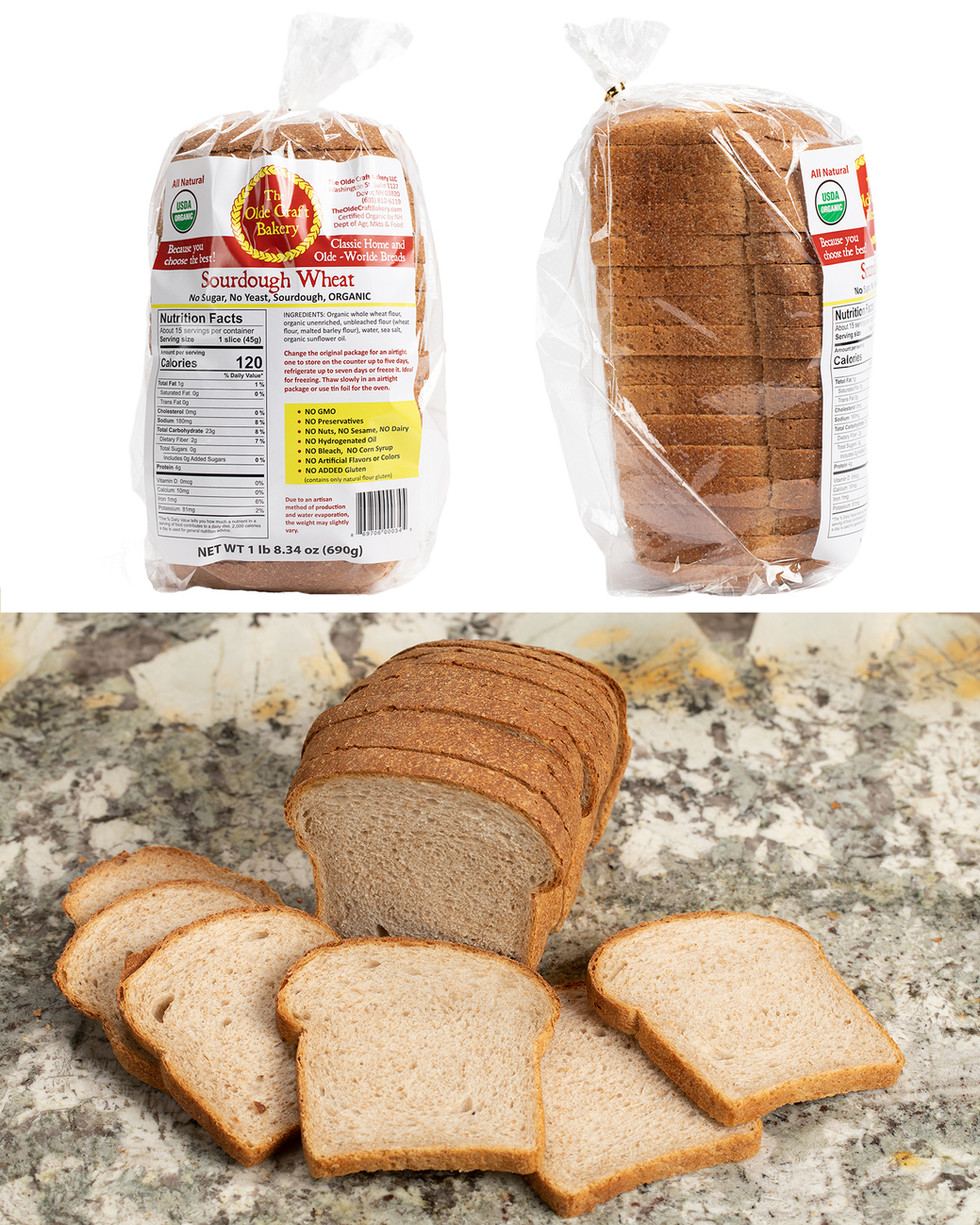 Sourdough Wheat