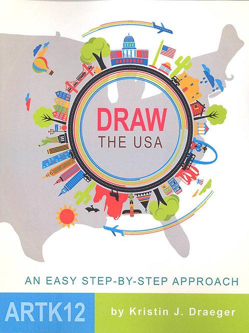 Draw the USA