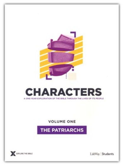 Lifeway Characters Volume 1: The Patriarchs
