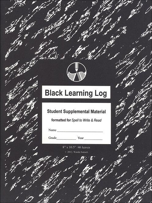 SWR Black Learning Log
