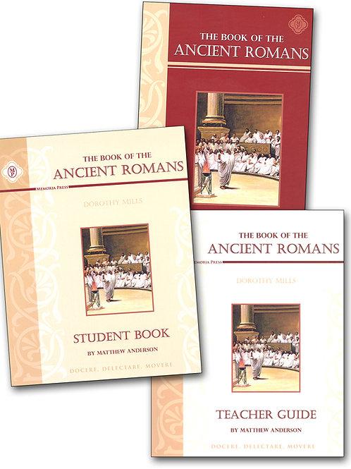 History: Memoria Press- The Book of the Ancient Romans Set