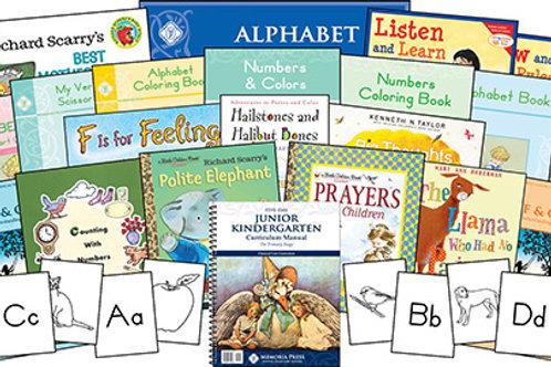 Five Day Junior Kindergarten Curriculum Package