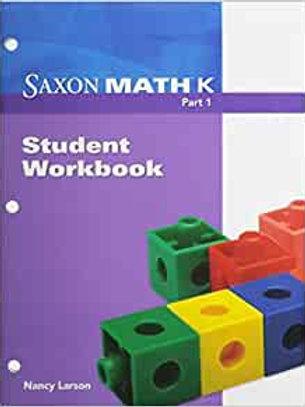 Saxon K Workbook 1