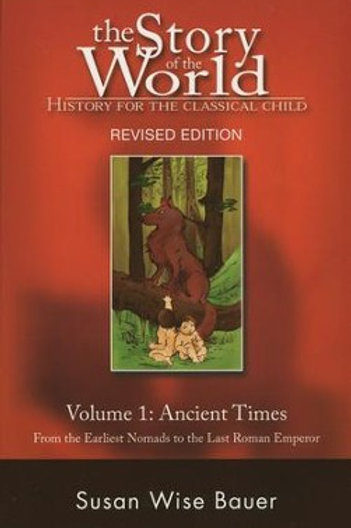 Story of the World History book Volume 1 (2020 Revised Edition)