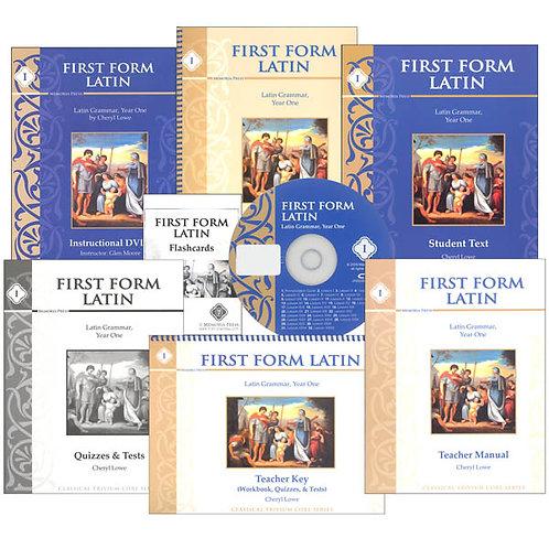Memoria: First Form Latin Complete set.