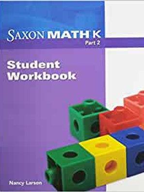 Saxon K Workbook 2