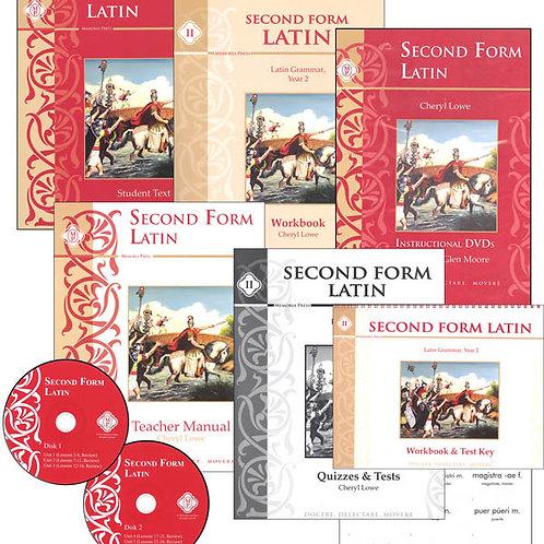 Memoria: Second Form Latin Complete Set