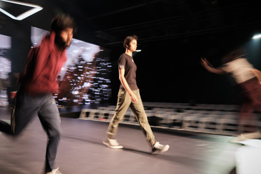 Reebok x Chola at Lakme Fashion Week   Mumbai   February 2020