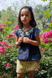 The Tribe Kids Summer 2019 collection shot in April 2019 | New Delhi