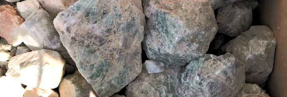 Fluorspar (CaF2 90%) Afghanistan