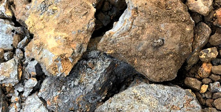 Huazhou Gabon Manganese Ore No. 1 (Mn35%)