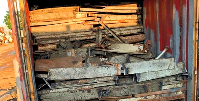 Steel Scrap South Africa