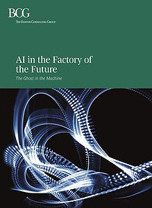BCG: AI in the Factory of the Future - 20 pages