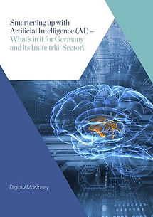 McKinsey Digital: Smartening up with Artificial Intelligence - 52 pages
