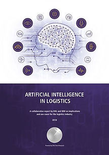 DHL, IBM: Artificial Intelligence in Logistics - 45 pages