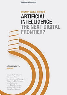 McKinsey Global Institute: Artificial Intelligence: The next digital frontier? - 80 pages