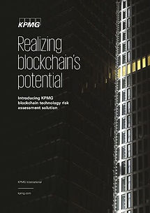 KPMG: Realizing blockchain's potential - 16 pages