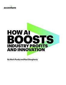 Accenture: How AI boosts industry profits and innovation - 28 pages