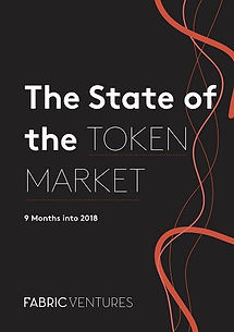 Fabric VC: The State of the Token Market - 24 pages