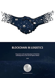 DHL: Blockchain in Logistics - 28 pages
