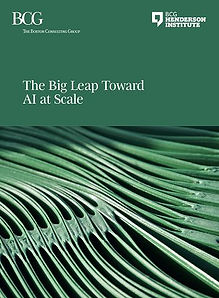 BCG: The Big Leap Toward AI at Scale - 19 pages