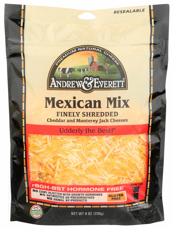 Shredded Mexican-Mix