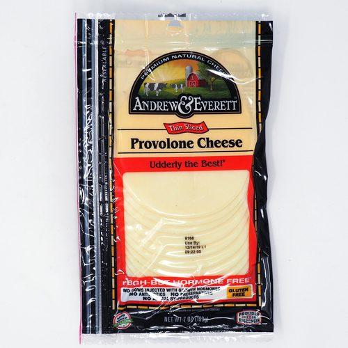Provolone Cheese Slice