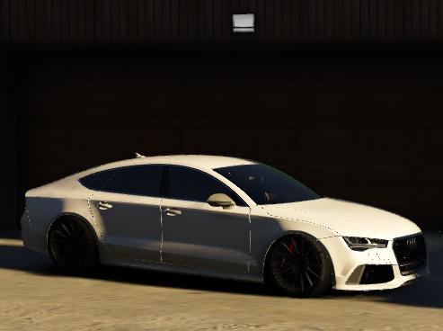 Slick Audi