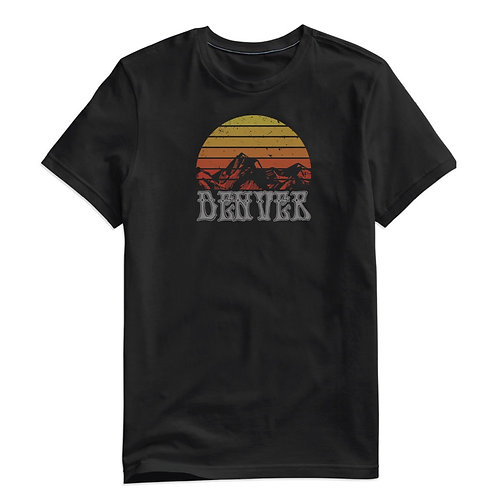 Denver Sun Unisex Jersey Tee