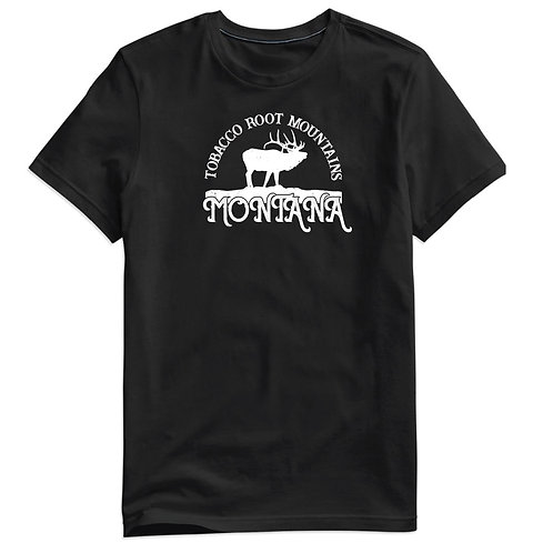 Tobacco Root Mountains Unisex Jersey Tee