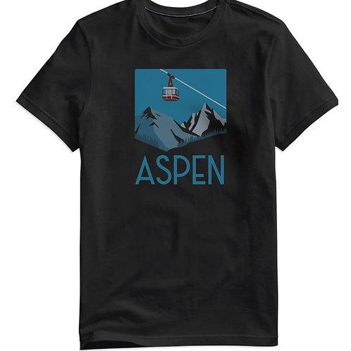 Aspen Unisex Jersey  Tee