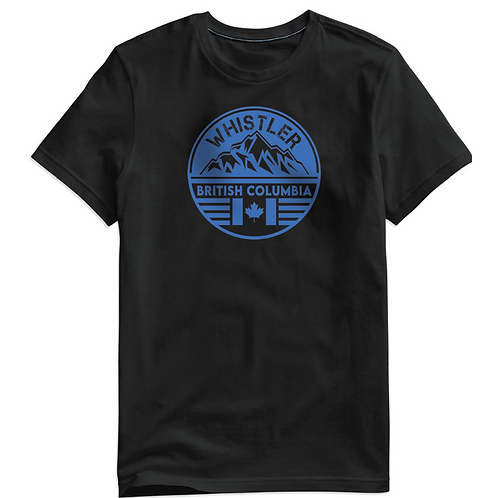 Whistler Unisex Jersey Short Sleeve Tee