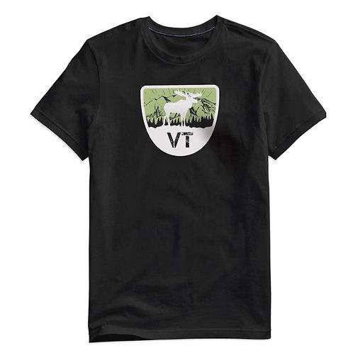 Vermont Unisex Jersey Tee