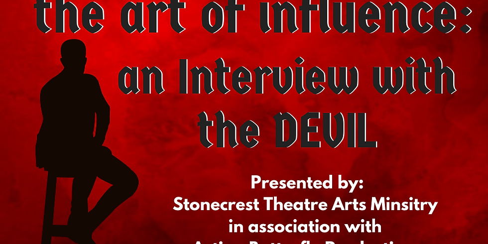 The Art of Influence: An Interview With The Devil
