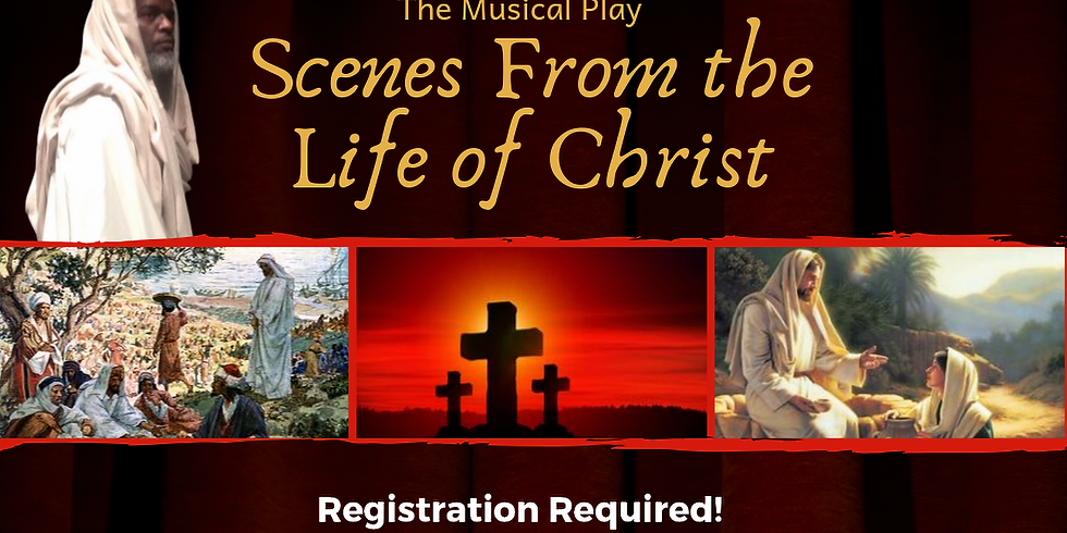 Saturday Showing: Scenes from the Life of Christ