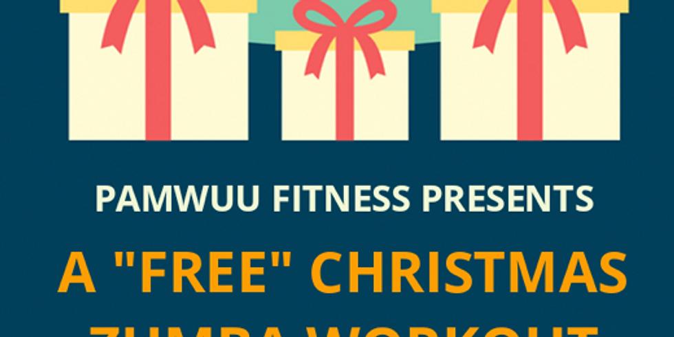 Holiday Zumba Workout