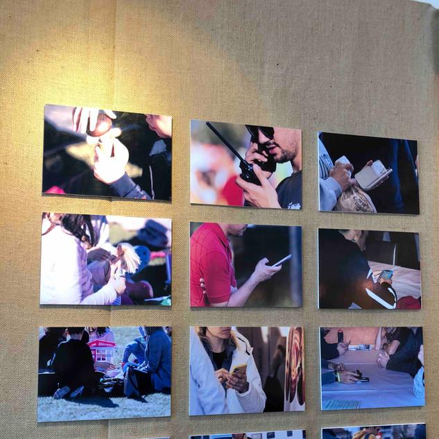 Narrativa fotográfica sobre a influência das tecnologias na vida social