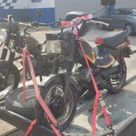 Motoqueiros do Sorraia na EN2