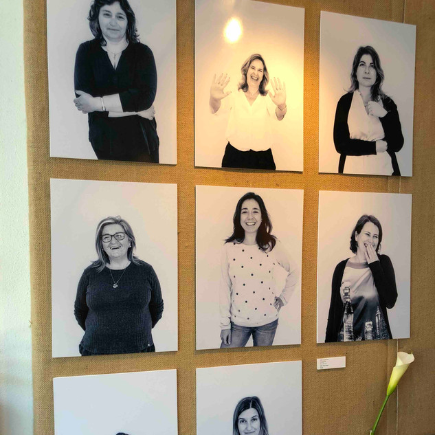 Oito mulheres