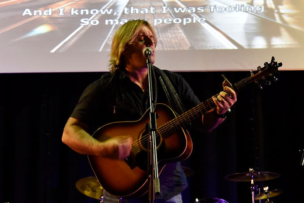 Doug Macfarlane; evangelist; musician; gospel recording artist