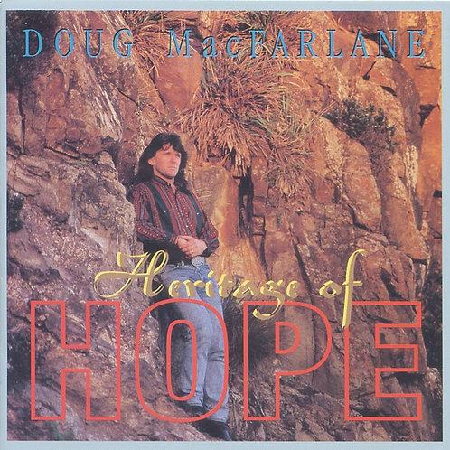 Heritage Of Hope CD