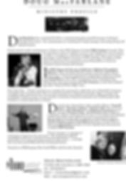 Doug Macfarlane; evangelist; musician; gospel recording artist; music; christian