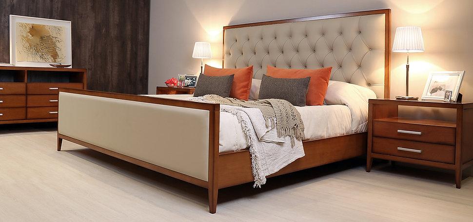 Juego de dormitorio, Antequera Muebles