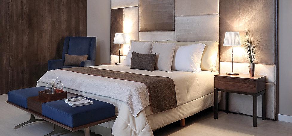 Dormitorio hotelería, Antequera Muebles