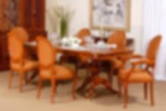 Comedor Ingles semirecto, Antequera Muebles