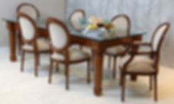 Mesas de comedor / Antequera Muebles
