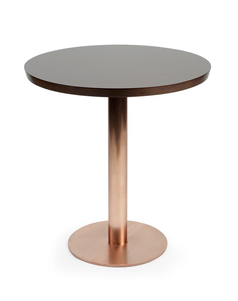 Mesa bar cobre