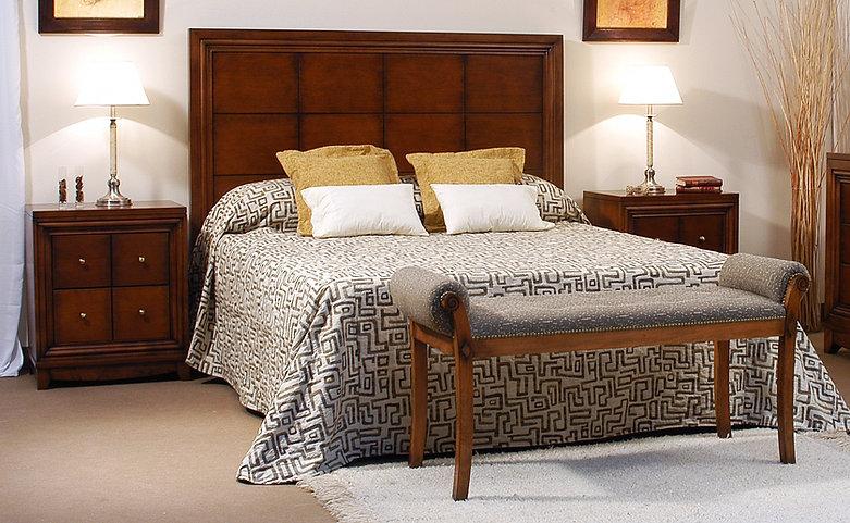 Dormitorio Valeria, Antequera Muebles